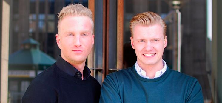 Phil Sokowicz und Peer Schulz haben helpcheck gegründet