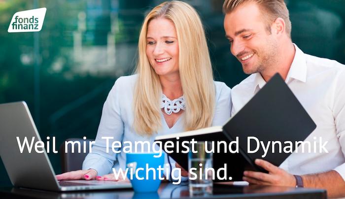 Wenn Dir Teamgeist und Dynamik wichtig sind