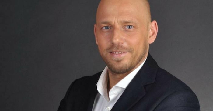 Rico Löscher ist Regionaldirektor bei Inpunkto