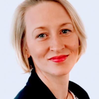 Nina Puls, Personalreferentin bei Ecclesia
