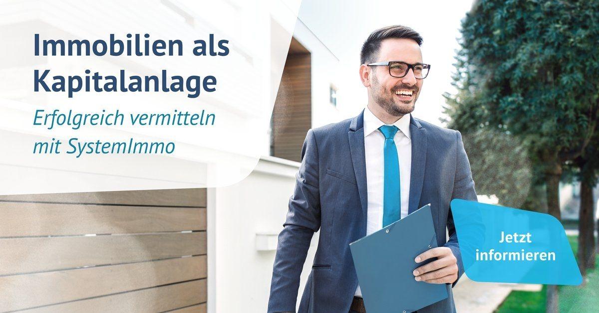 Immobilien als Kapitalanlage vermitteln mit SystemImmo via Fonds Finanz