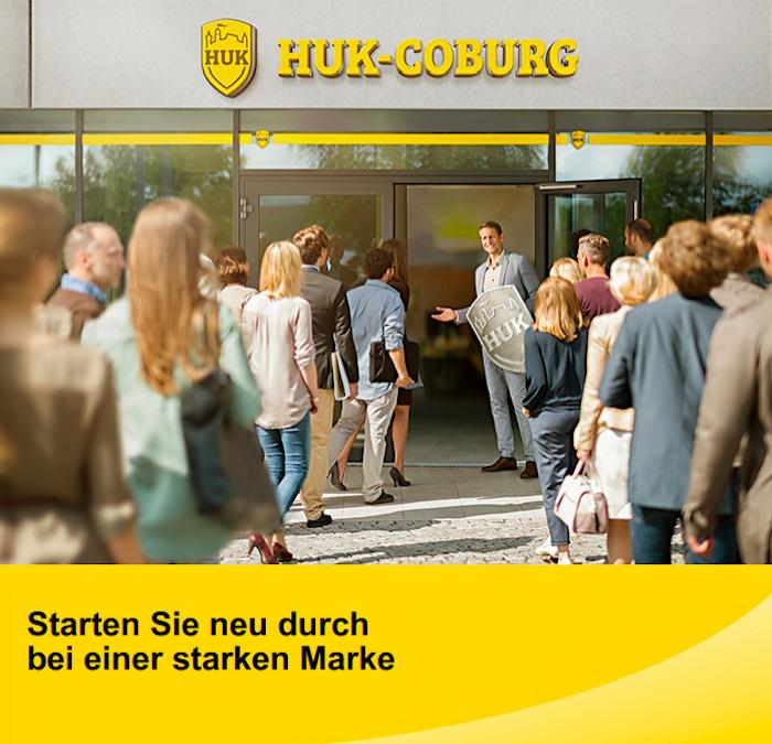 HUK-COBURG Versicherungsgruppe Titelfoto